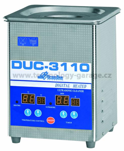 Ultrazvuková čistící jednotka Brain Bee DUC 3110