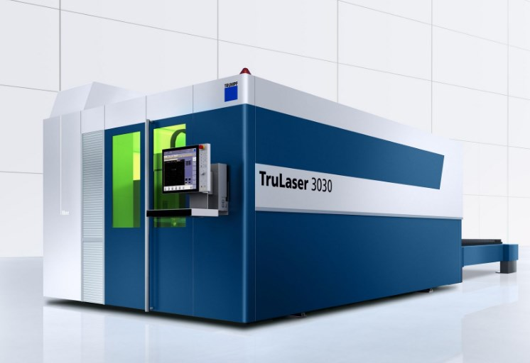 Vláknový laser TRUMPF TruLaser 3030