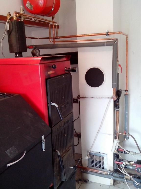 Přestavby litinových kotlů na automaty,topenářství Vonásek | Vamberk