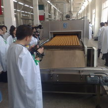 Linka pro výrobu perníků - zařízení perníkářské výroby