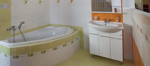 Koupelnové studio, nová koupelna na klíč, Moravský Krumlov, Ivančice