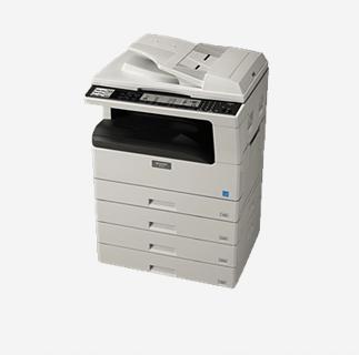 Kopírky, tiskárny Sharp - pronájem prodej Opava, Frýdek Místek