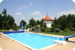 Léto v Hotelu Celnice