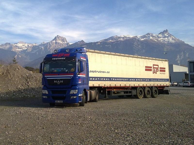 Vnitrostátní silniční doprava nebezpečného zboží firmou z Trutnova