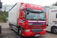 Vnitrostátní silniční doprava nebezpečného zboží - Trutnov