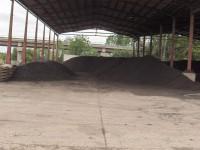 Uhlí - prodej suchého hnědého uhlí z kryté skládky