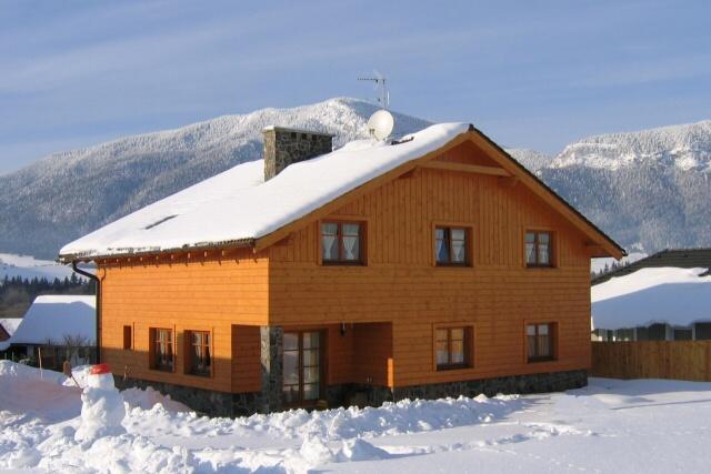 Ubytování, jarní prázdniny s možností lyžování, koupání-v Tatrách, Liptově
