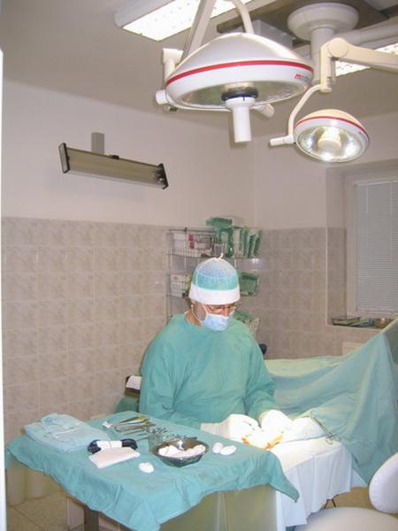 Estetická a plastická chirurgie - Zlín