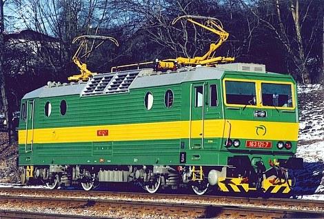 Střešní klimatizační jednotka SKJ 7 PM, EPM do kabin lokomotiv