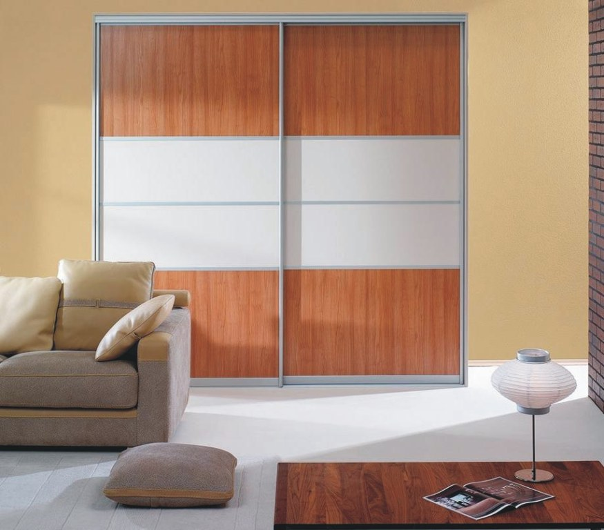 Exkluzivní sleva 22% na moderní vestavěné skříně Indeco - výroba