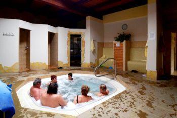 Whirpool - wellness hotel Bystřice pod Hostýnem