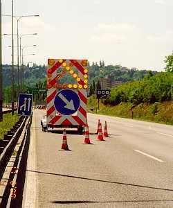 Světelné dopravní zařízení Ostrava