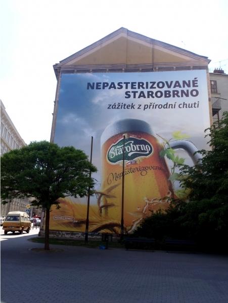 Digitální velkoplošný, velkoformátový tisk-reklamní bannery, plachty
