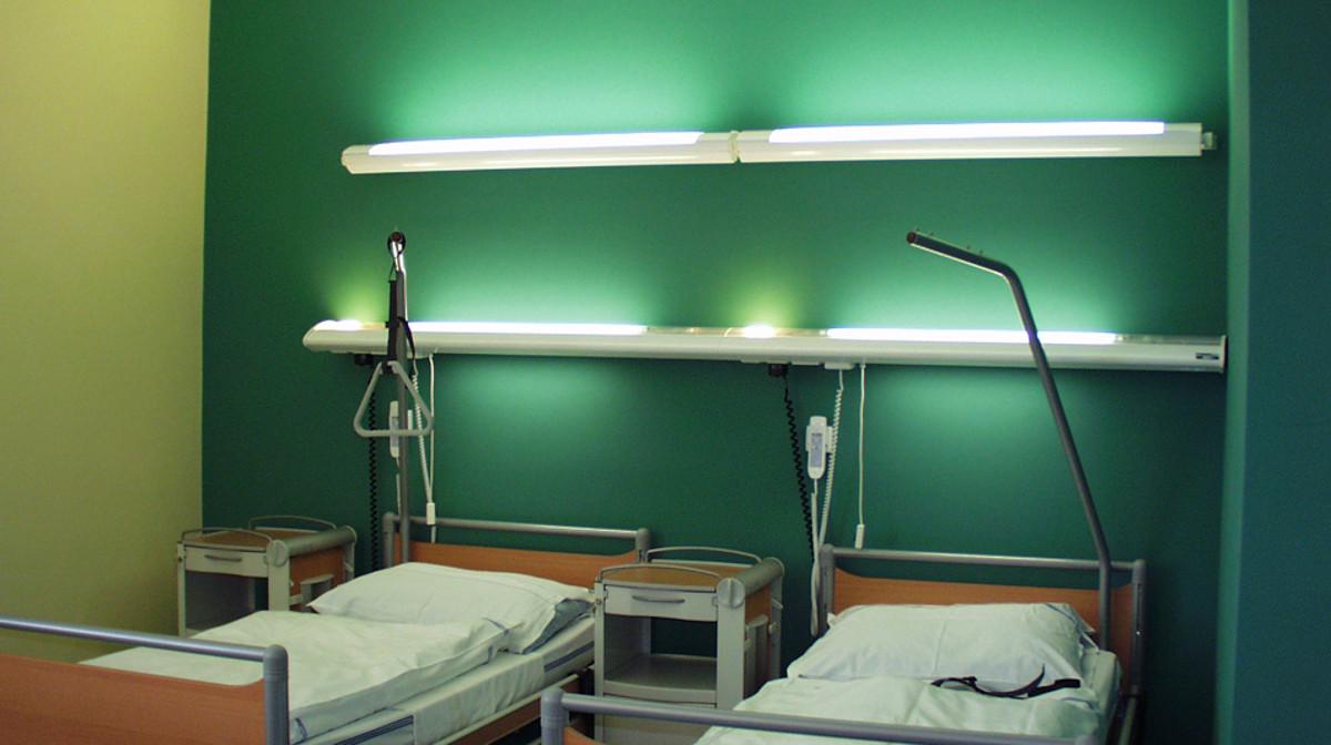 Zdravotnická svítidla, osvětlovací rampy Uherské Hradiště-výroba, návrhy
