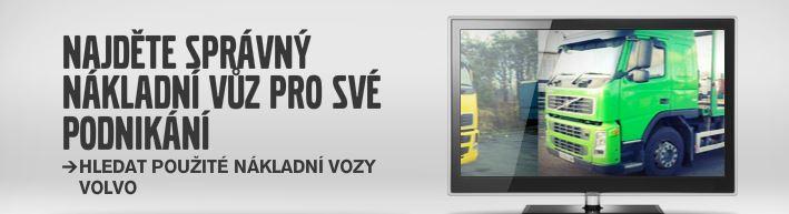 Použitá nákladní vozidla Volvo ČR – vyhledávač tahačů a valníků - Volvo Truck Finder