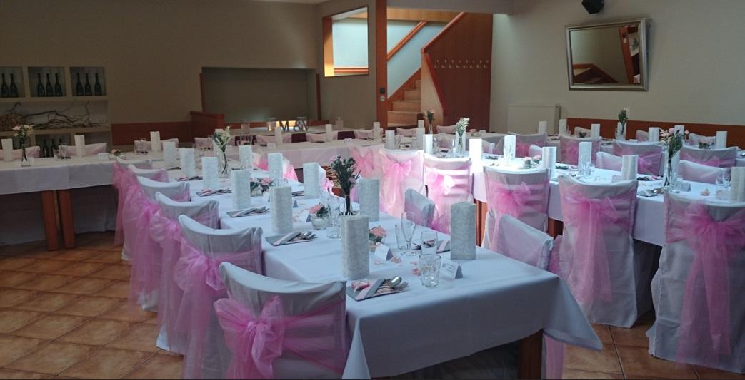 Svatby a rauty na míru - přesně to je Hotel Trim Pardubice