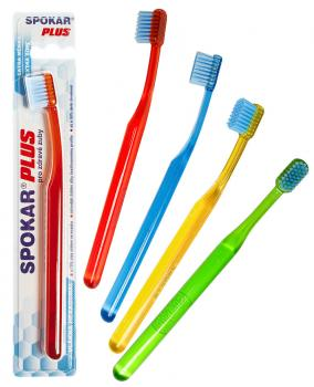 Sale of SPOKAR toothbrushes and interdental toothbrushes, the Czech Republic