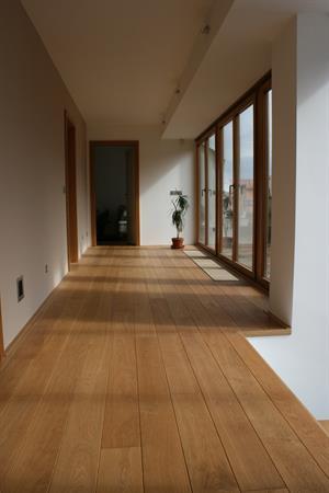 Dřevěná podlahová prkna Vsetín - výroba, prodej