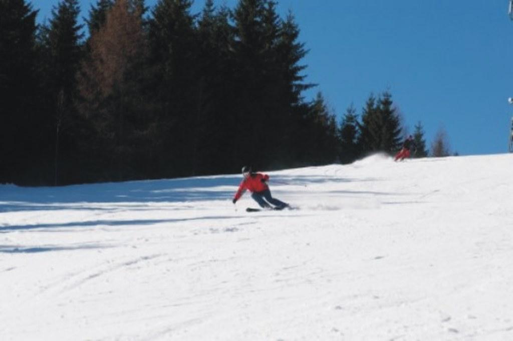 Pobyty pro rodiče s dětmi především v lyžařské sezóně - krásné prostředí