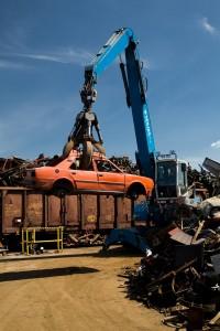 Ekologická likvidace vozidel bez ohledu na značku - bezplatná, autovrakoviště