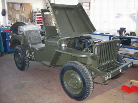 Renovace veteránů