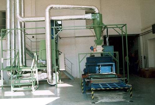 Sušárny pro potravinářský a zemědělský průmysl