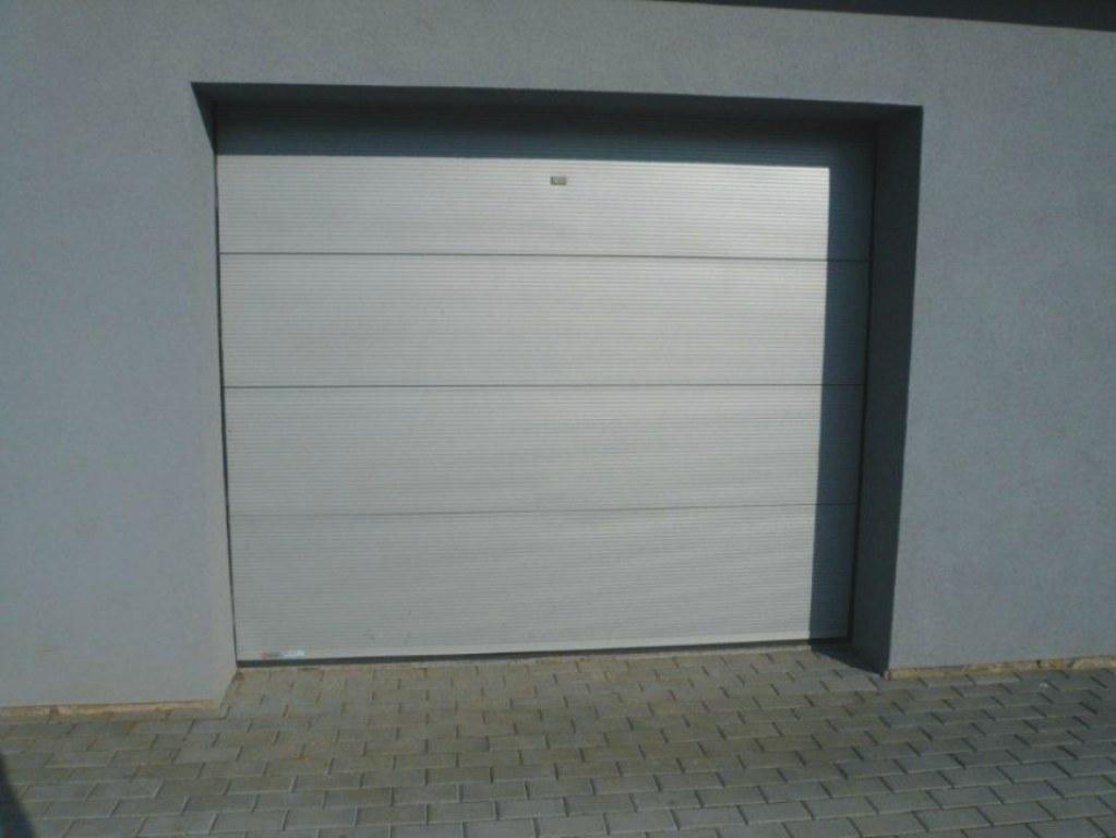 Designová garážová vrata Vsetín, Valašské Meziříčí