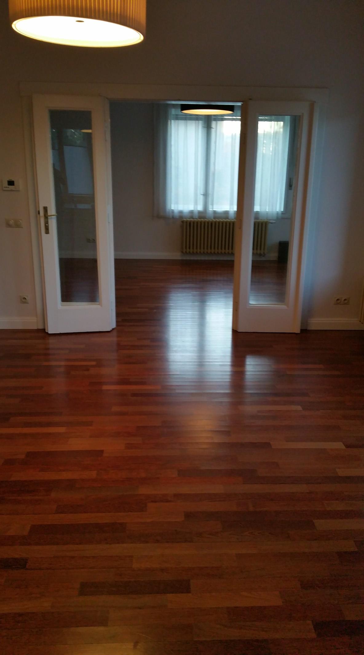 Kvalitní pokládka plovoucí podlahy