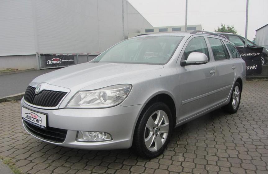 Ojetý vůz Škoda Octavia
