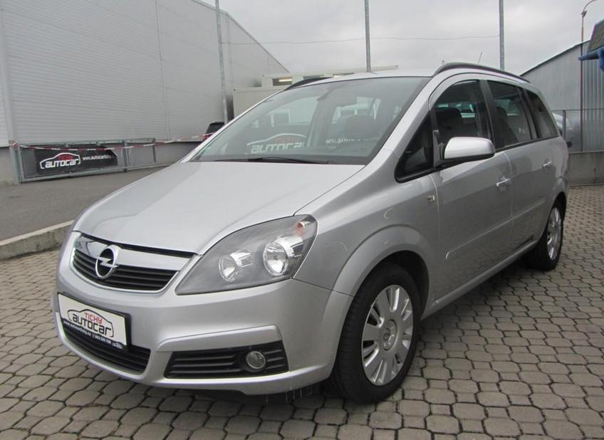 Ojetý vůz Opel Zafira