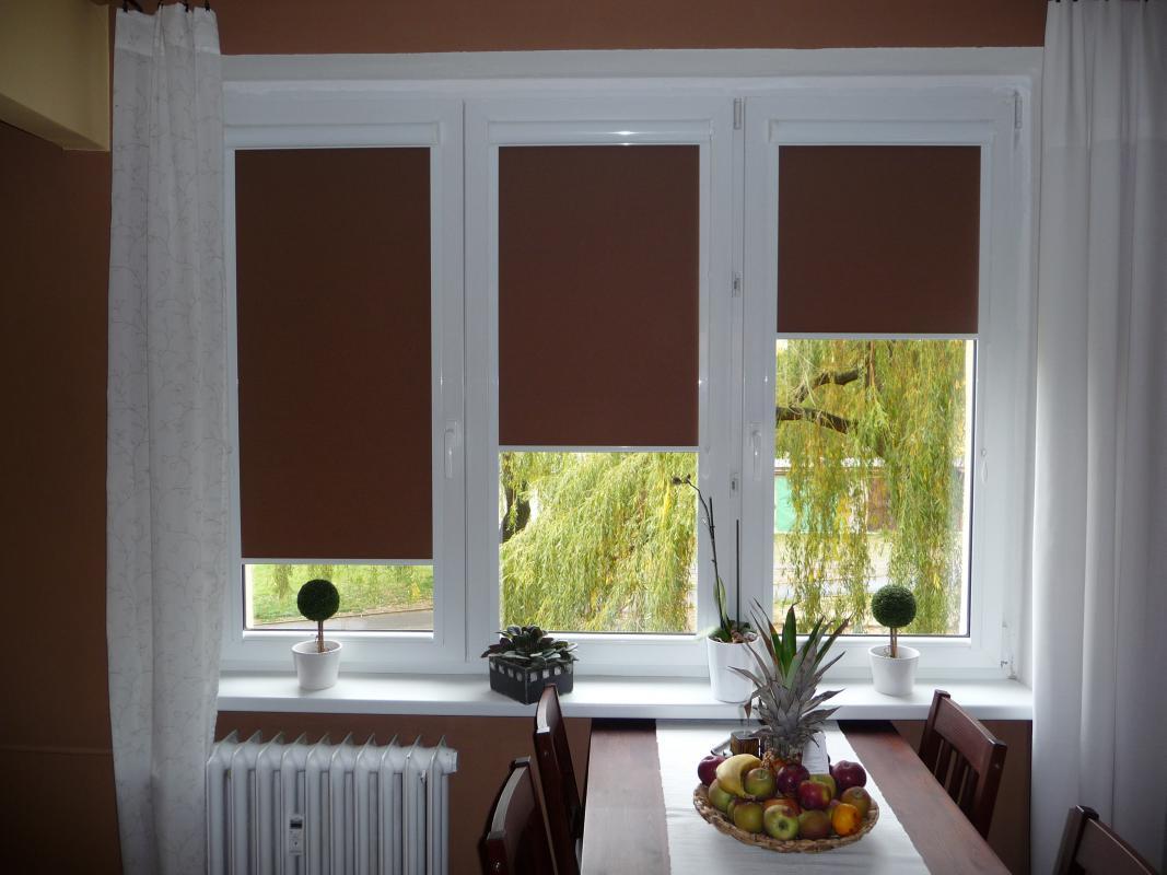 Okenní rolety, markýzy, vnitřní i venkovní žaluzie - prodej, montáž