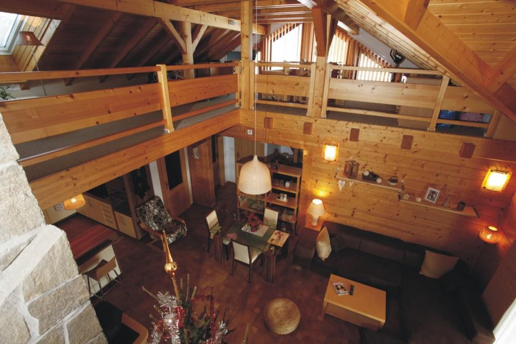Srubové domy Walfer - masivní dřevostavby Vsetín, Zlín