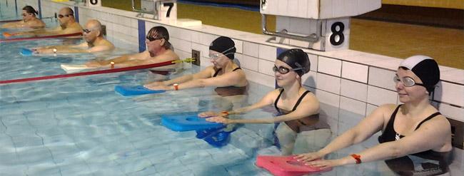 kurzy plavání pro dospělé Zlín