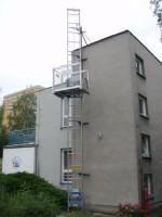 Stavební výtahy výsuvné si můžete zapůjčit v Hradci Králové