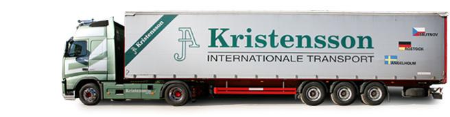 Mezinárodní kamionová doprava po Evropě