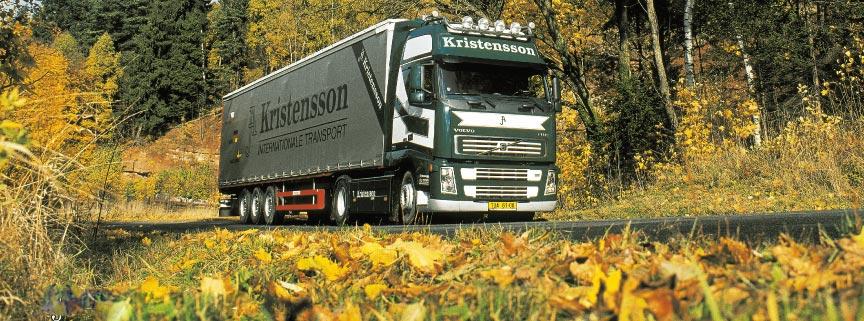 Mezinárodní kamionová doprava v Rakousku