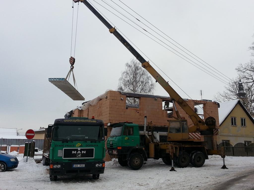Ucelené zemní a výkopové práce RYDO | Česká Třebová
