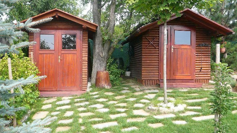 Dřevěné terasy, zahradní domky, kůlny na nářadí, přístřešky ze dřeva