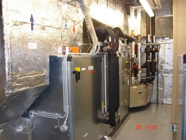 Levné vytápění pomocí tepelného čerpadla