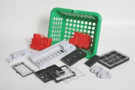 Výroba nástrojů v nástrojárně pro zakázkovou výrobu