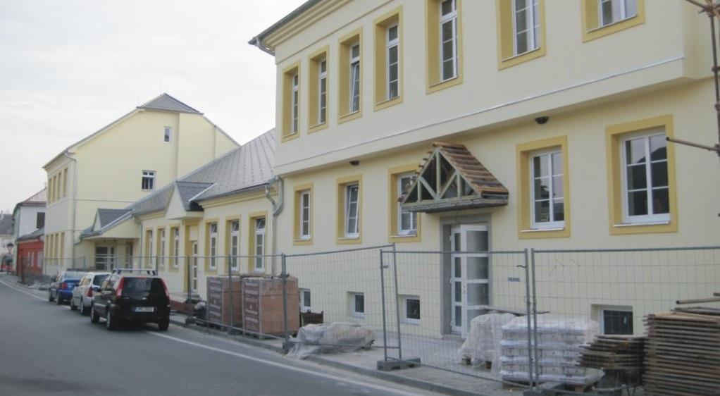 Rekonstrukce domů a bytů, zemní práce a další stavební činnosti