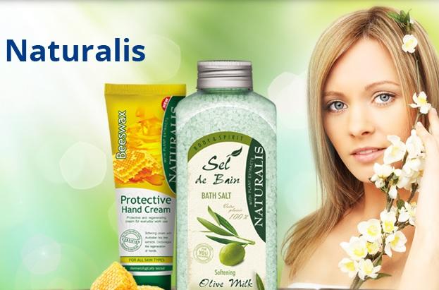Přírodní kosmetika Naturalis - mýdla, šampony i konopná kosmetika