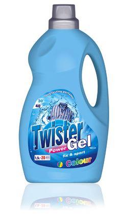 Bytová chemie Twister - prací gel