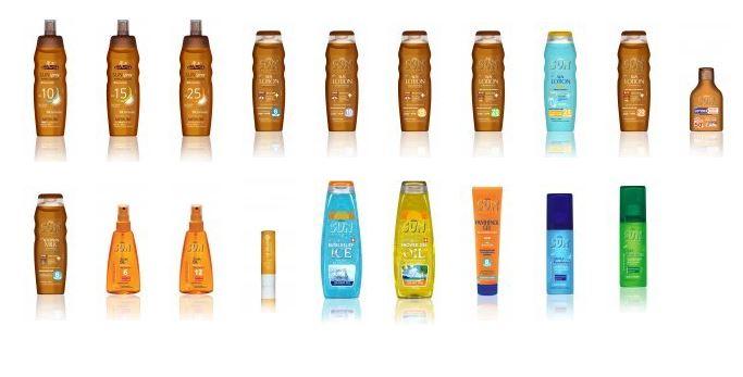 Pořiďte si i vy ty nejlepší přípravky na opalování značky Lilien SUN ACTIVE