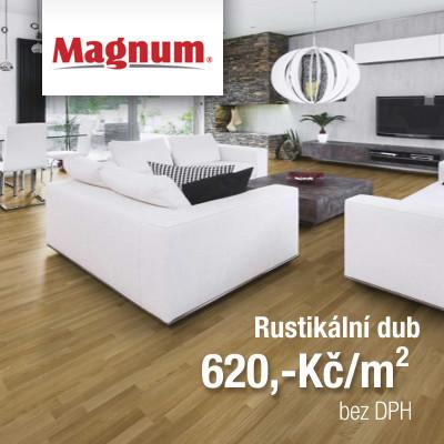 Plovoucí podlahy Magnum za skvělé ceny Praha 10