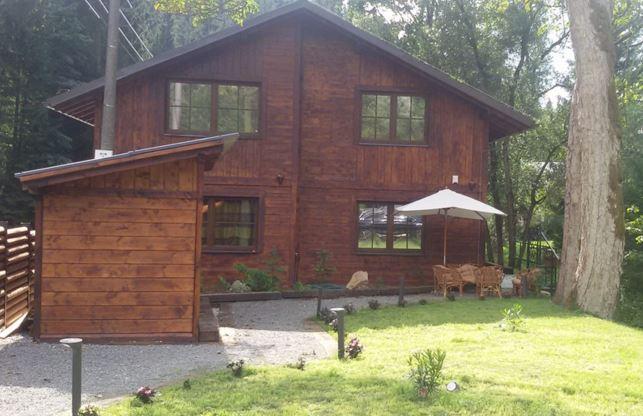 Ubytování na Chatě Hubert je skvělé v létě i v zimě
