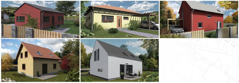 Nový rodinný dům na bázi dřevostavby od zkušeného výrobce, Praha