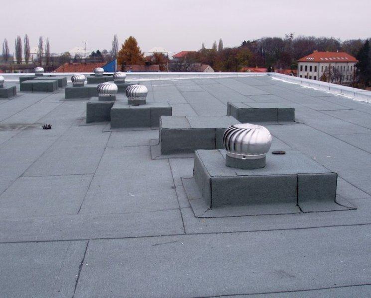 hydroizolace strechy kvkparabit