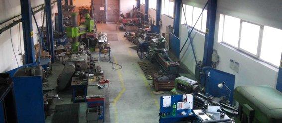 Technologické zařízení pro potravinářský a chemický průmysl