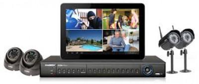 Elektronické zabezpečovací systémy, kamery, zajištění objektů Moravské Budějovice